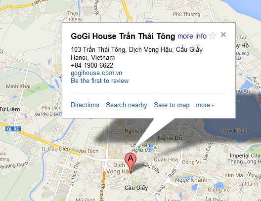 Gogi House- Quán nướng Hàn Quốc