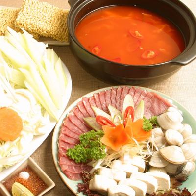 Lẩu Kimchi