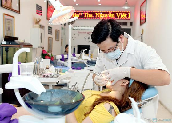 Hàn răng bằng Composite - vật liệu có tính thẩm mỹ cao
