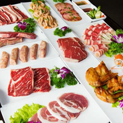 Đại tiệc buffet lẩu & nướng cực chất tại nhà hàng Clam BBQ