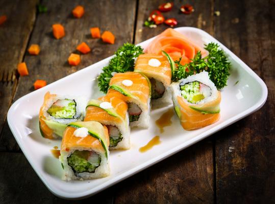 Khám phá nét ẩm thực đa quốc gia