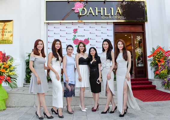 Dahlia - Trung tâm thẩm mỹ hàng đầu Việt Nam