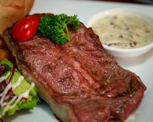 Steak bò Mỹ ngọt, mềm hấp dẫn