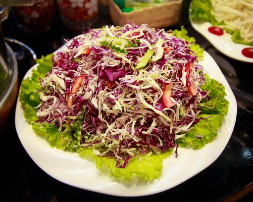 Nhiều loại salad cho bạn lựa chọn