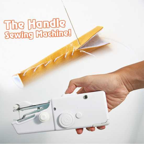 Máy khâu tay Handy Stitch - Tiện dụng trong may vá, thích hợp cho người phụ nữ hiện đại - Chỉ 110.000đ/ 01 chiếc