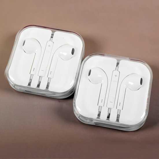 Combo 2 tai nghe iPhone/ iPod/ iPad