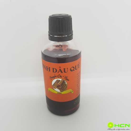 Tinh dầu quế HCN lọ 50ml