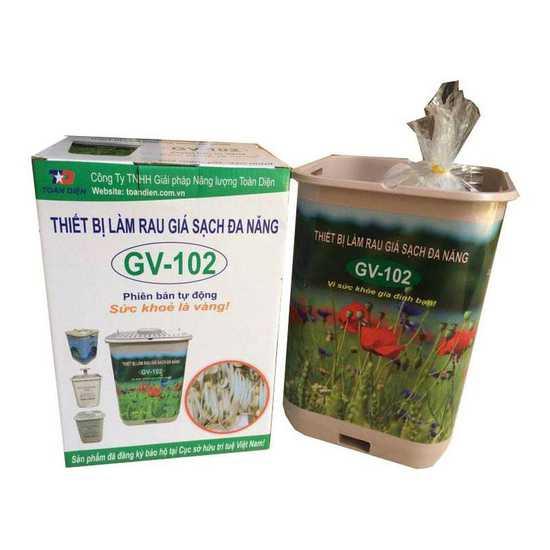 Thiết bị làm giá sạch tự động GV102