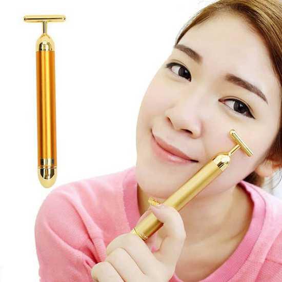 Máy massage mặt cải thiện tình trạng lão hóa da