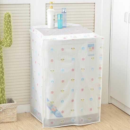 Vỏ bọc máy giặt cửa trên chất liệu không thấm nước