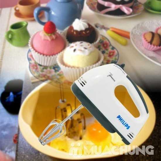 Máy đánh trứng, bột cầm tay Philips 6610
