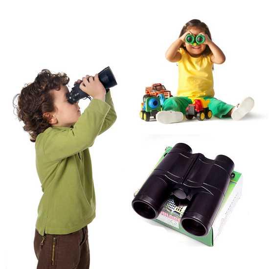 Đồ chơi ống nhòm cho bé thỏa sức khám phá