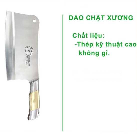 Dao chặt Thái Lan 7 inch