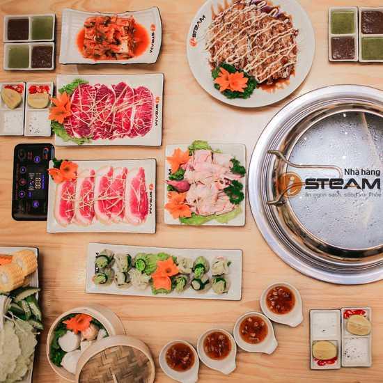 Set ăn Nông trang vui vẻ cho 4-6N Nhà hàng iSteam