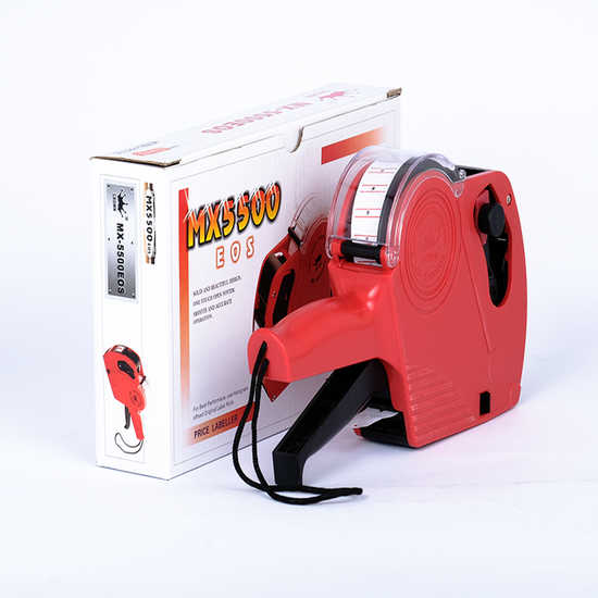 Máy bấm giá Motex MX 5500 EOS