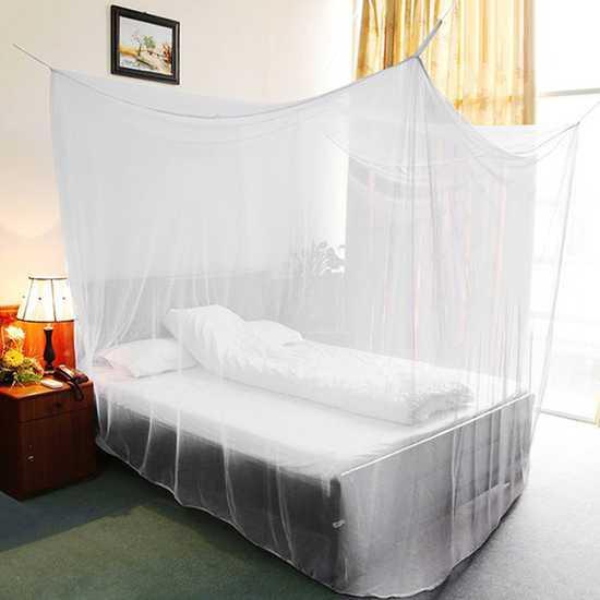 Màn tuyn chống muỗi không cửa loại 1.6 x 2m