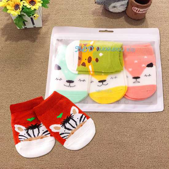Combo 8 đôi tất Kid xuất Hàn cho bé
