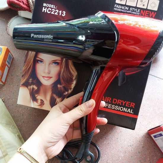 Máy sấy tóc Pana 2800W HC2213 tiện dụng