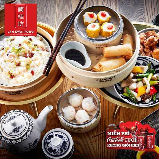 Buffet Dimsum& Lẩu Hồng Kông đặc sắc-Lan Kwai Fong