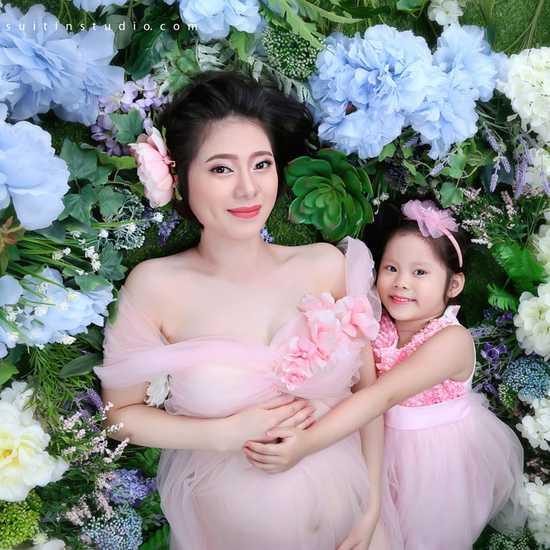 Gói chụp ảnh nghệ thuật cho mẹ và bé-Suitin Studio