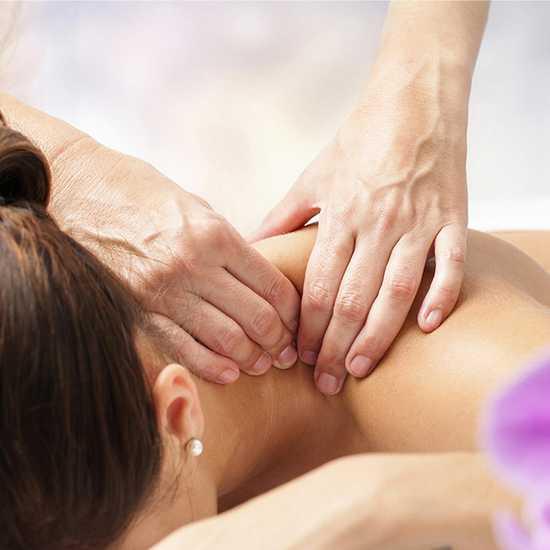 Combo Xông hơi đá muối Hàn Quốc và massage body 120'