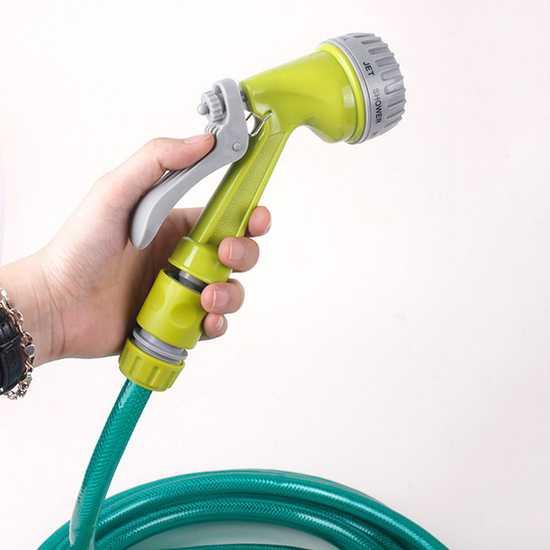 Bộ vòi xịt rửa xe kèm dây dài 10m