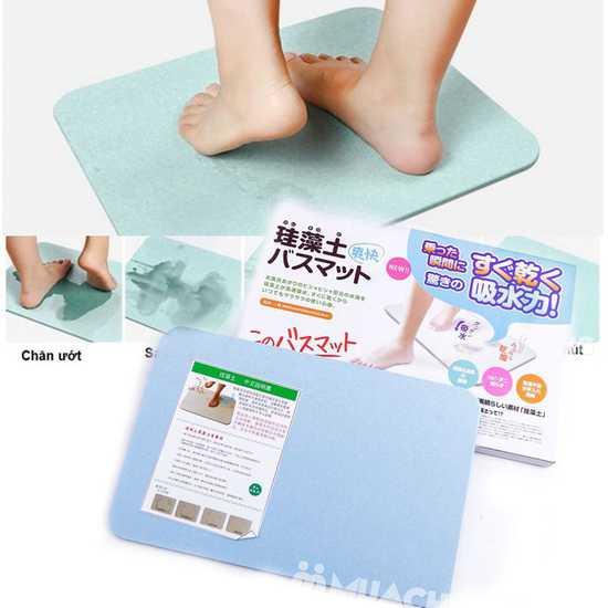 Thảm cứng siêu thấm công nghệ Nhật Bản