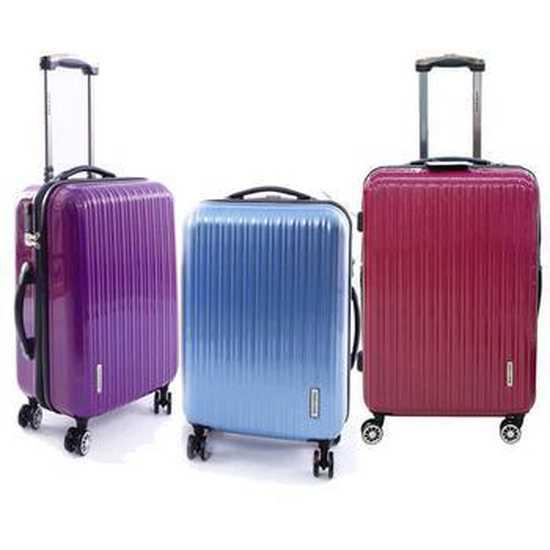 Vali du lịch chính hãng Lock&Lock TravelZone 20 inch-186
