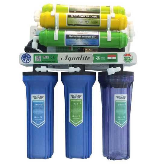 Máy lọc nước Aqualite đa năng 9 cấp lọc