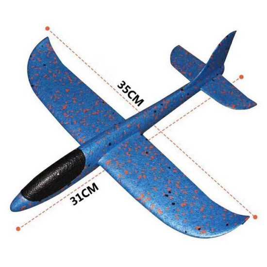 Máy bay xốp cho bé
