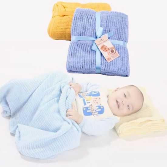 Chăn lưới chống ngạt cao cấp cho bé(nhẹ thoáng dùng mùa hè, thu)