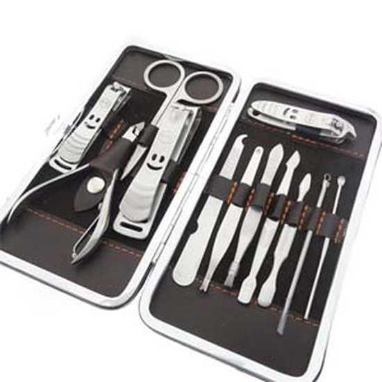Bộ dụng cụ làm móng tay 12 món đa năng
