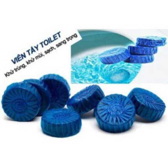 Tẩy toilet diệt sạch vi khuẩn (20 viên)
