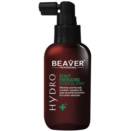 Xịt chống rụng và kích thích mọc tóc Beaver - Scalp Energizing Essense Spray