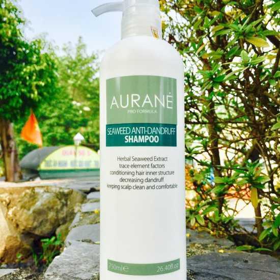 Dầu gội trị gàu Aurane Seaweed Anti-Dandruff Shampoo 750ml