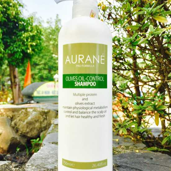 Dầu gội tinh dầu Aurane Olives Oil 750ml