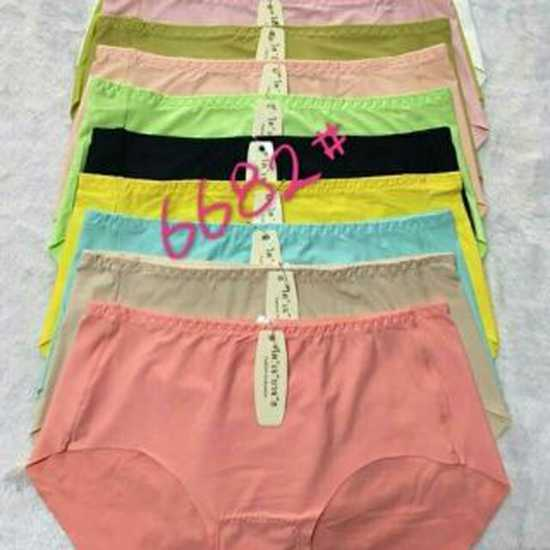 10 quần lót đúc không viền 6682