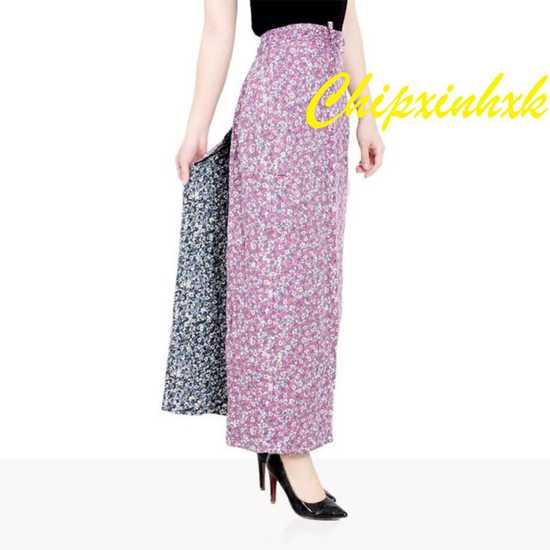 Váy chống nắng thô 2 lớp chống tia UV tiện lợi cho bạn nữ ( giao màu ngẫu nhiên )