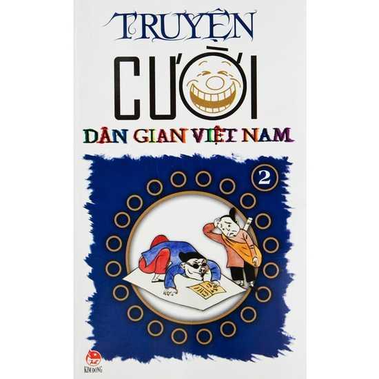 Cười nghiêng ngả với bộ 3 cuốn Truyện cười dân gian Việt Nam. Chỉ với 144.000đ