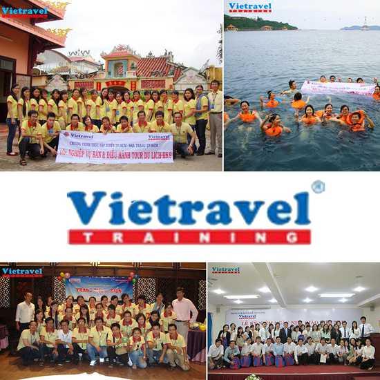 Khoá học Bán và Điều hành tour du lịch tại Trung tâm Dạy nghề Vietravel - Chỉ 80.000đ được phiếu 2.000.000đ