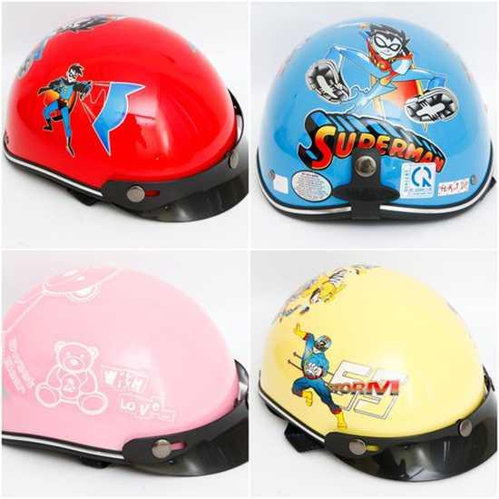 mũ bảo hiểm chính hãng thời trang cho bé HKT