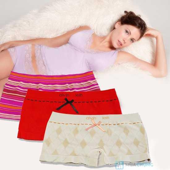 Combo 3 Quần mặc váy chất liệu thun cotton