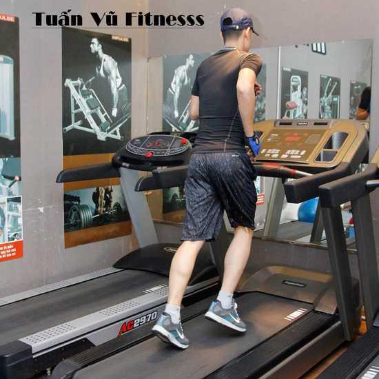 khóa tập Gym 1 tháng tại Tuấn Vũ Fitness