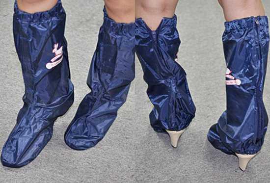 Ủng đi mưa tiện dụng dành cho cả nam và nữ - Chỉ 51.000đ/ 1 đôi