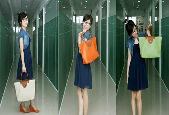 Thời trang và phong cách với túi xách nữ thời trang - Phù hợp với các bạn nữ tuổi Teen - Chỉ 45.000đ