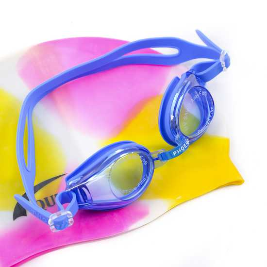 Sét mũ, kính bơi - Thỏa sức bơi lội