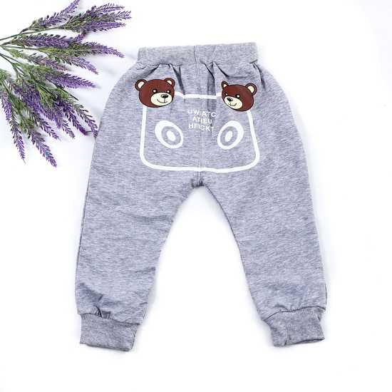 Bộ quần áo gấu 3 chi tiết ngộ nghĩnh cho bé