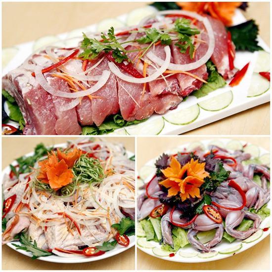 Lựa chọn 01 trong 03 loại Lẩu khô cực ngon: Lẩu gà, Lẩu sườn, Lẩu ếch tại Nhà hàng The Sun - Chỉ 229.000đ