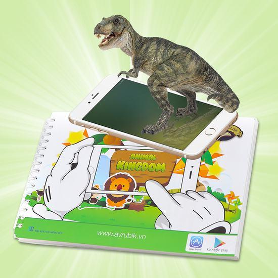 Kết quả hình ảnh cho sách học 3d cho bé