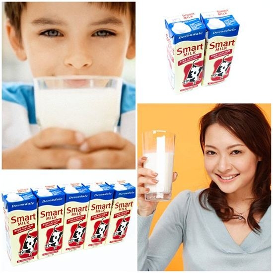 Sữa Úc Devondale smart. Chỉ 205.000đ/05 hộp (05 lít)